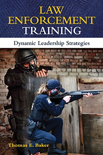 9781608851263: Law Enforcement Training