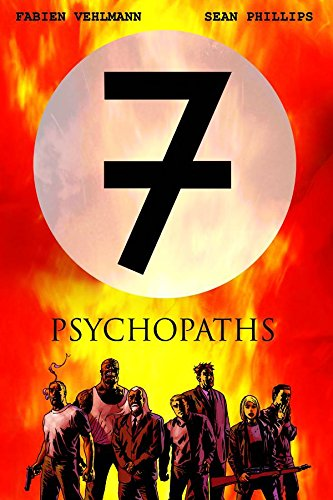 9781608860326: 7 Psychopaths
