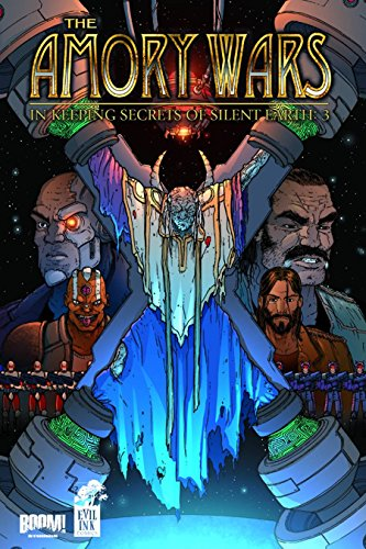 9781608860425: Amory Wars: In Keeping Secrets Of Silent Earth: 3 Vol. 2