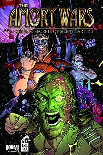 9781608860654: AMORY WARS SECRETS OF SILENT EARTH 3 TP VOL 03 (Armory Wars: in Keeping Secrets of Silent Earth)