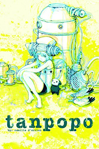 9781608862542: TANPOPO COLLECTION HC VOL 01