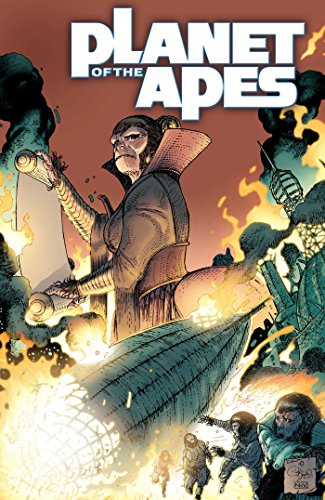 9781608862719: Planet of the Apes Vol. 3: Children of Fire