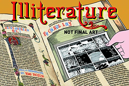 9781608862825: Carol Lay's Illiterature: Story Minutes, Vol. 1
