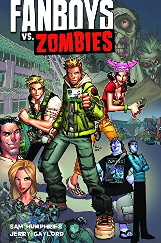 9781608862894: Fanboys Vs. Zombies Volume 1