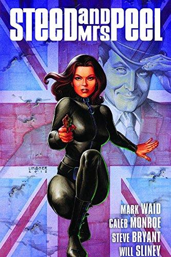 9781608863068: Steed & Mrs. Peel Volume 1: A Very Civil Armageddon