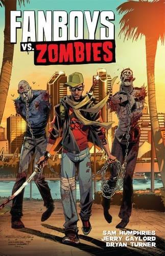9781608863075: Fanboys VS. Zombies Vol. 2