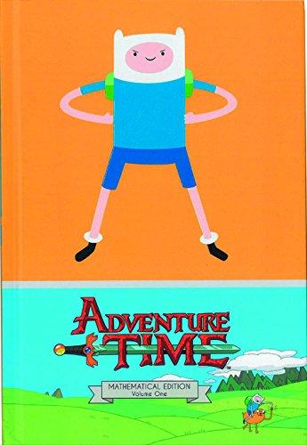 9781608863242: Adventure Time Vol. 1 Mathematical Edition