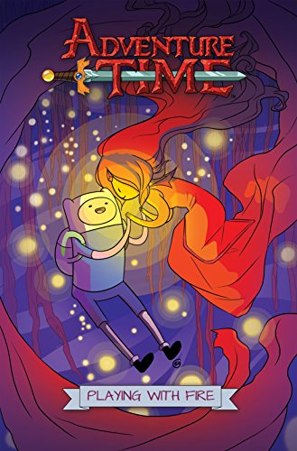 9781608863259: Adventure Time Original Graphic Novel Vol. 1: Playing With Fire