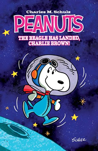 9781608863341: Peanuts The Beagle Has Landed, Charlie Brown Original Graphic Novel