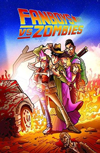 9781608863358: Fanboys Vs. Zombies Vol. 3