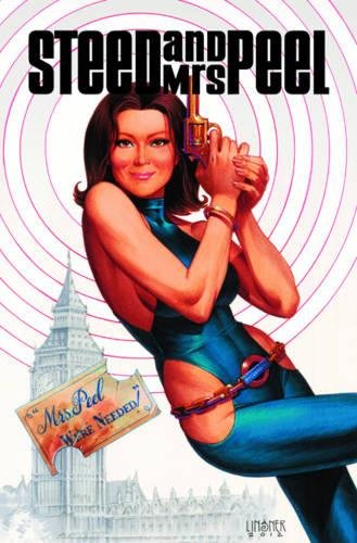 STEED & MRS PEEL TP VOL 02 SECRET HISTORY OF SPACE (Steed & Mrs Peel Vol 2): Monroe, Caleb