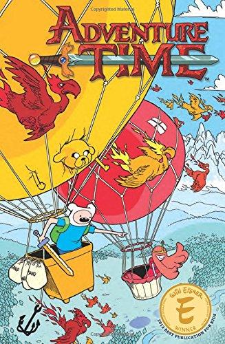 9781608863518: Adventure Time Vol. 4