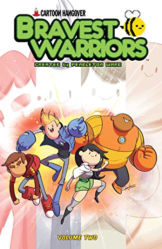 Bravest Warriors Vol. 2: Comeau, Joey