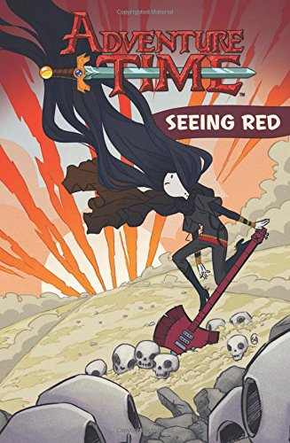 9781608863563: Adventure Time Original Graphic Novel Vol. 3: Seeing Red (3)