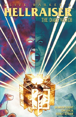 9781608863594: Clive Barker's Hellraiser: The Dark Watch Vol. 2