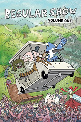 9781608863624: Regular Show Vol. 1