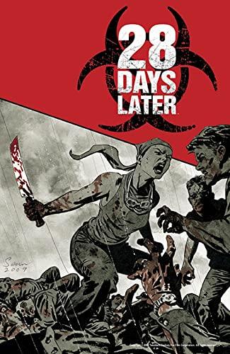 28 Days Later Omnibus: Nelson, Michael Alan