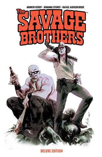 9781608863877: Savage Brothers Deluxe Edition