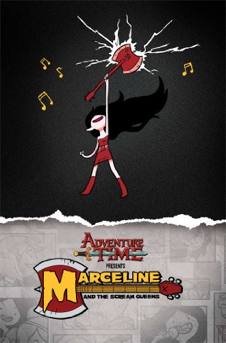 9781608863884: Adventure Time: Marceline and the Scream Queens Mathematical Edition