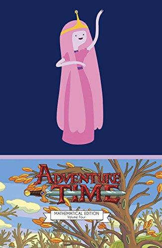 9781608863969: Adventure Time Vol. 4 Mathematical Edition