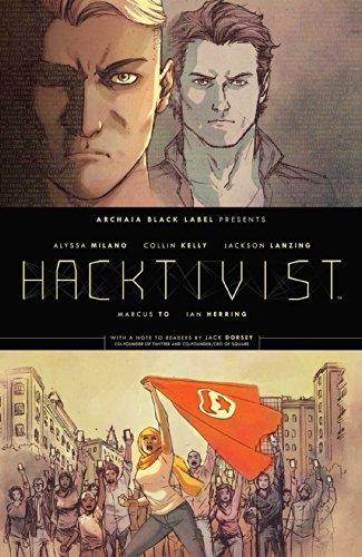 9781608864096: Hacktivist