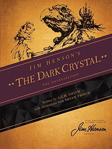 9781608864188: Jim Henson's The Dark Crystal: The Novelization