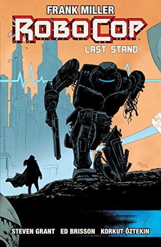 Robocop V3 Last Stand: Pt.2 (Paperback)