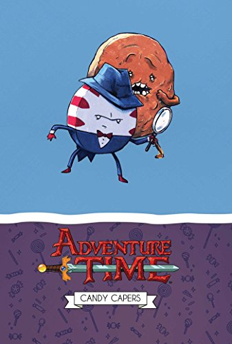 9781608864584: Adventure Time Candy Capers Mathematical Edition