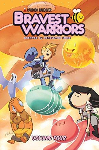 9781608864591: Bravest Warriors Vol. 4