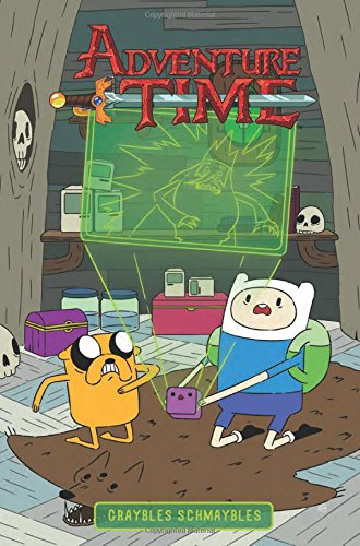 9781608864843: Adventure Time 5: Graybles Schmaybles