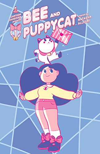 9781608864874: BEE AND PUPPYCAT 01