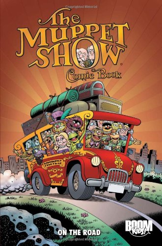The Muppet Show Comic Book: On the Road (Muppet Graphic Novels (Quality)): Langridge, Roger