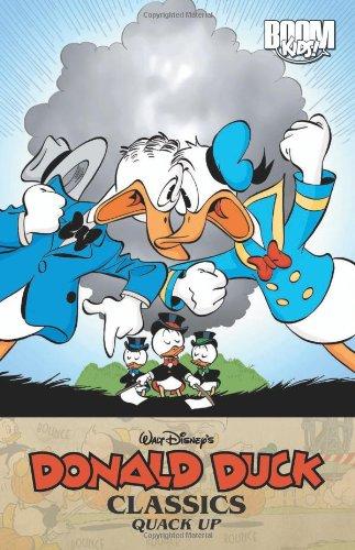 Donald Duck Classics: Quack Up: Barks, Carl