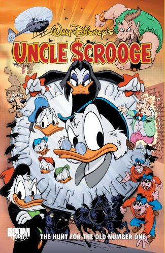 9781608865536: Uncle Scrooge: The Hunt for the Old Number One (Uncle Scrooge: Hunt for the Old)