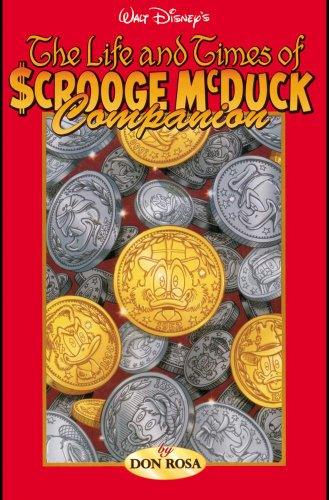 9781608865734: The Life & Times of Scrooge McDuck Companion Vol 2 (The Life and Times of Scrooge Mcduck Com)
