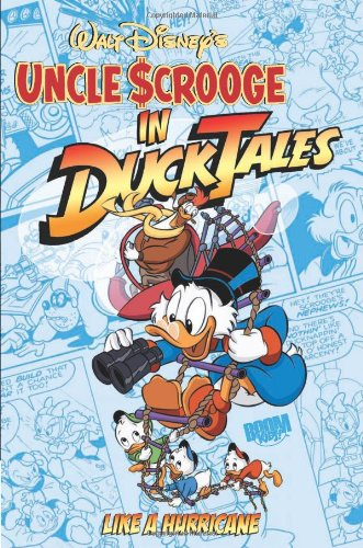 Uncle Scrooge: Like a Hurricane TP (1608866017) by Paul Halas; Tom Anderson