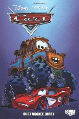 9781608866076: Cars: Rust Bucket Derby