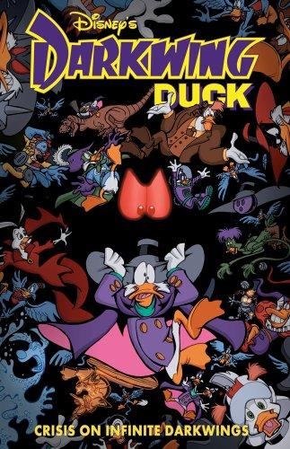 9781608866267: Darkwing Duck: Crisis on Infinite Darkwings
