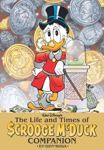 The Life and Times of Scrooge McDuck Companion (9781608866533) by Don Rosa