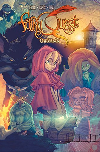 Fairy Quest Vol. 2: Outcasts: Jenkins, Paul