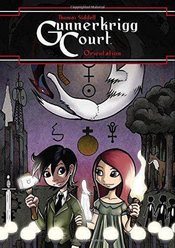 Gunnerkrigg Court Volume 1: Orientation: Tom Siddell