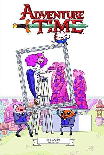 9781608867073: Adventure Time: Eye Candy Vol. 2