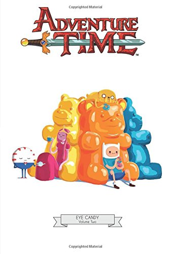 9781608867073: Adventure Time: Eye Candy Volume 2 Mathematical Edition