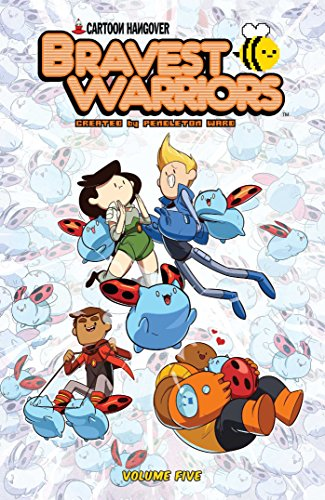 9781608867080: Bravest Warriors Volume 5
