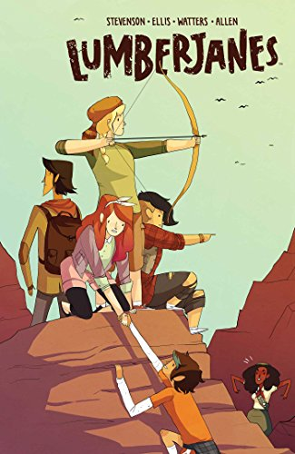 Friendship to the Max 2 Lumberjanes