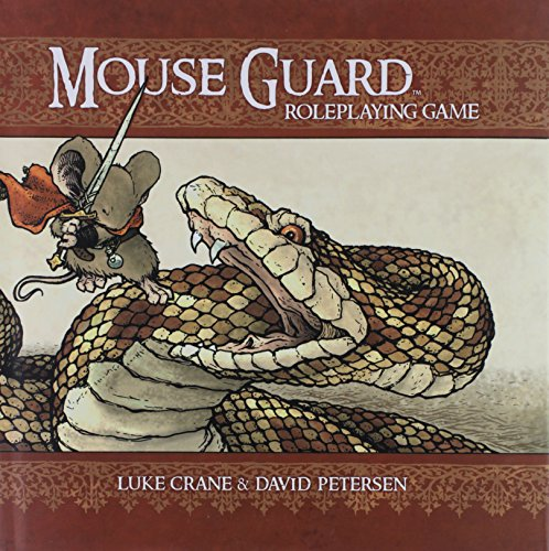 9781608867561: Mouse Guard Roleplaying Game, 2nd Ed.