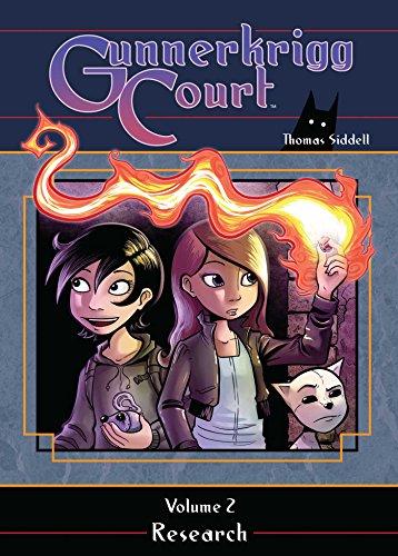 9781608867639: Gunnerkrigg Court Vol. 2 Research