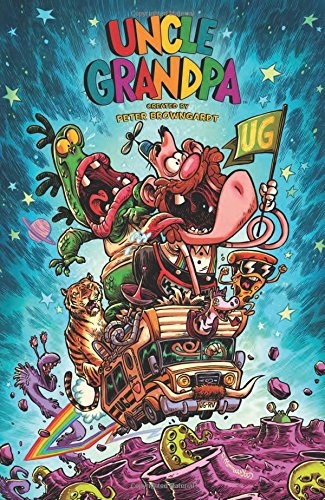 Uncle Grandpa: various