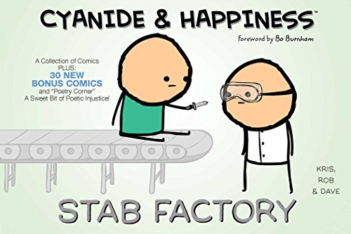 9781608867691: Cyanide & Happiness: Stab Factory