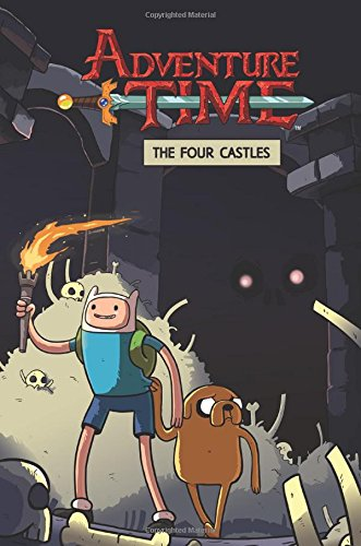 9781608867974: Adventure Time Original Graphic Novel Vol. 7: Four Castles